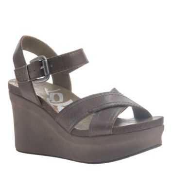 New OTBT Women's Sandals Bee Cave in Pewter