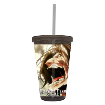 Attack On Titan - Eren Scream Carnival Cup