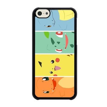 POKEMON PIKACHU AND FRIEND  iPhone 5C Case Cover
