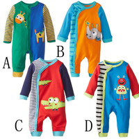 Kids Boys Girls Baby Clothing Toddler Bodysuits Products For Children = 4457374148