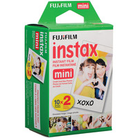 FUJIFILM 16437396 Instax(R) Mini Film Twin Pack