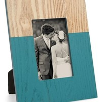 Era Home Colorblock Wood Frame (4x6)
