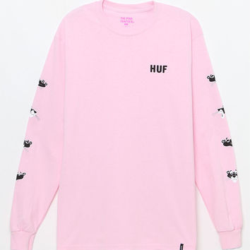 HUF x Pink Panther Heads Long Sleeve T-Shirt at PacSun.com