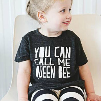 T-shirt Tops + Long Pants 1 2 3 4 5 6 Years 2PCS Clothes Sets Toddler Kids Baby Girls Love Cotton Dark Gray Outfit Clothes