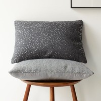 Sequins Felt Pillow Cover