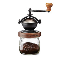 Steampunk Coffee Mill
