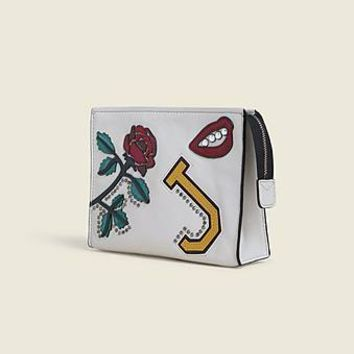 MJ Collage Clutch Pouch - Marc Jacobs
