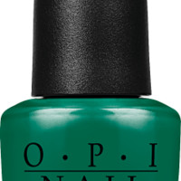 OPI Nail Lacquer - Jade is the New Black 0.5 oz - #NLH45