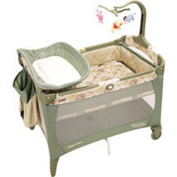 Graco - Pack N' Play Playard, Winnie the Pooh Days of Hunny