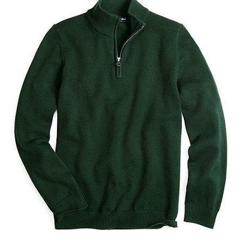 Half Zip Sweater   Brooks Brothers