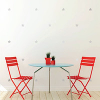 Classic Stars Mini-Pack Wall Decals
