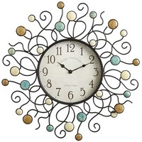 Stones Patio Clock