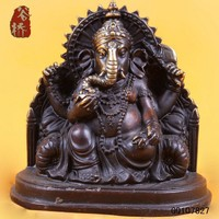 Geneisha Elephant God Figure God of Victory