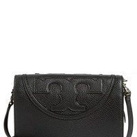 Tory Burch 'All-T' Leather Crossbody Bag