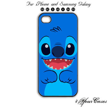 Disney,Stitch,iPhone 5 case,iPhone 5C,iPhone 5S,Samsung Galaxy S3,Samsung Galaxy S4 Phone case,iPhone 4/ 4S Case