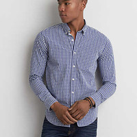 AEO Core Flex Shirt , Navy
