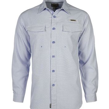 Men's Dash L/S UV Vented Fishing Shirt