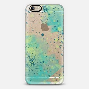 Ocean Splash iPhone 6s case by Olivia | Casetify