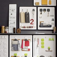 three by three® Peggy Board Storage
