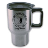 Sigma Phi Epsilon Travel Mug