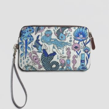 Mermaid Love Clutch