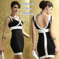 The Classic Bandage Dress For a woman of Elegance and timeless beauty