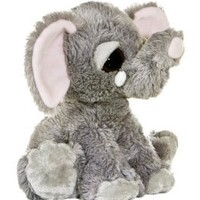 Aurora Plush 10 inches  Dreamy Eyes Elephant  inches Trumpet inches