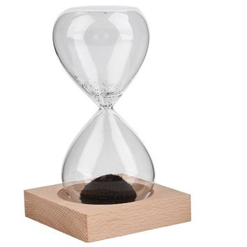 Magnetic Crafts Sand Clock Hourglass Timer Christmas