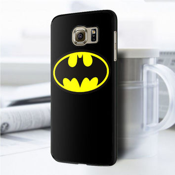 Batman Samsung Galaxy S6 Edge Case