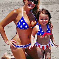 Chica Bebé - Matching Bikinis for Mommy & Baby!