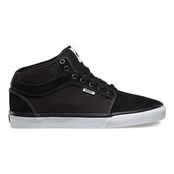 Chukka Midtop | Shop Mens Skate Shoes at Vans