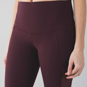 Barre Star Pant *Full-On Luon