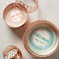 Illume Cyprus Candle Copper