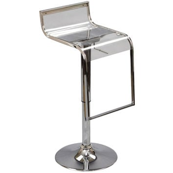 LEM Acrylic Bar Stool