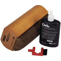 Discwasher RD1006 Wet System Vinyl Record Care System W/Storage Pouch