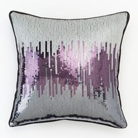 Jennifer Lopez bedding collection Marquee Beaded Throw Pillow