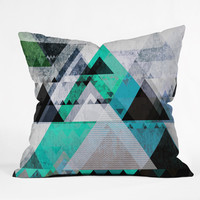 Mareike Boehmer Graphic 4 XY Throw Pillow