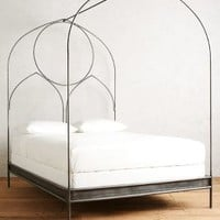 Ariadne Bed by Anthropologie in Black Size: