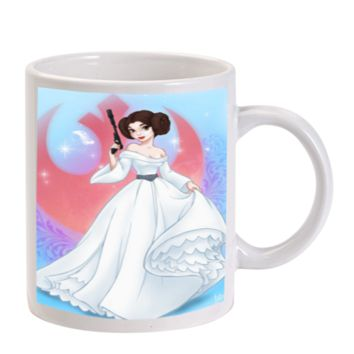 Gift Mugs | Leia Disney Princess Ceramic Coffee Mugs