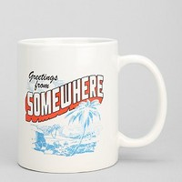 Greetings Mug - Urban Outfitters