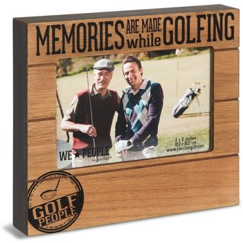 Golf People Picture Photo Frame
