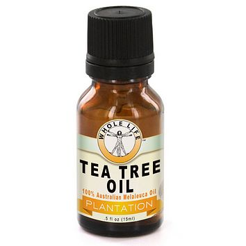 Whole Life Pure Tea Tree Oil - 15ml