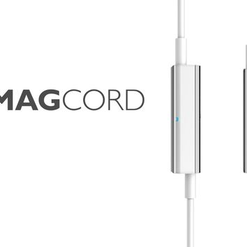 Magcord: 3-10X Faster Charging Cord with 100% Safety Design