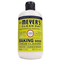Mrs. Meyer's® Lemon Verbena Baking Soda Cream Cleaner - 12oz