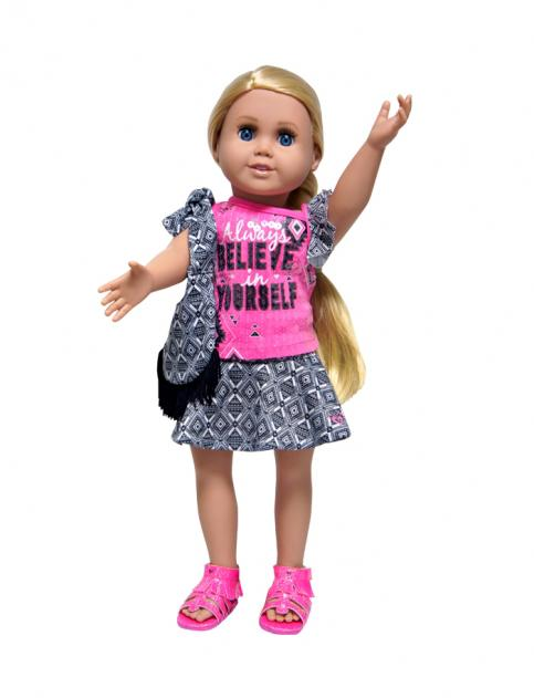 Justice Toys For Girls : Tribal skirt set doll outfit girls from justice
