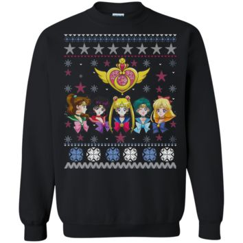 Sailor Moon Ugly Christmas Sweater Perfect Christmas Gifts