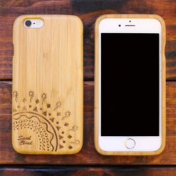 iPhone 5(s) Bamboo Case - Sand Cloud