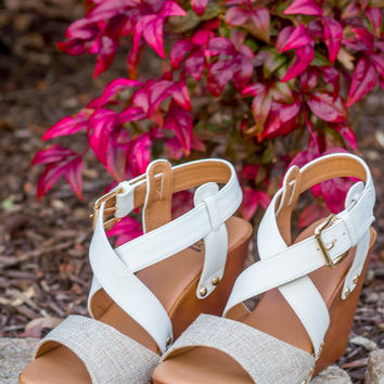 White Hot Wedges