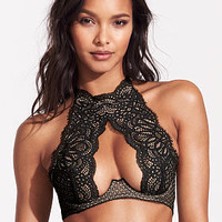 Crochet Lace High-neck Bra - Dream Angels - Victoria's Secret