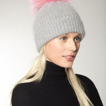 Linda Richards Wool/Angora Hat